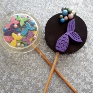 Lolly moulds